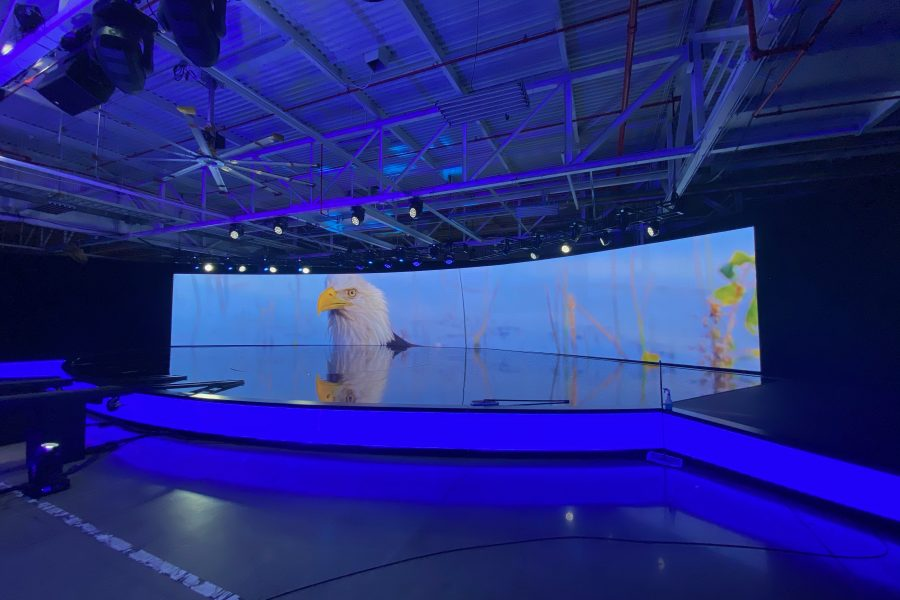 Virtual Event Production for Global Automaker